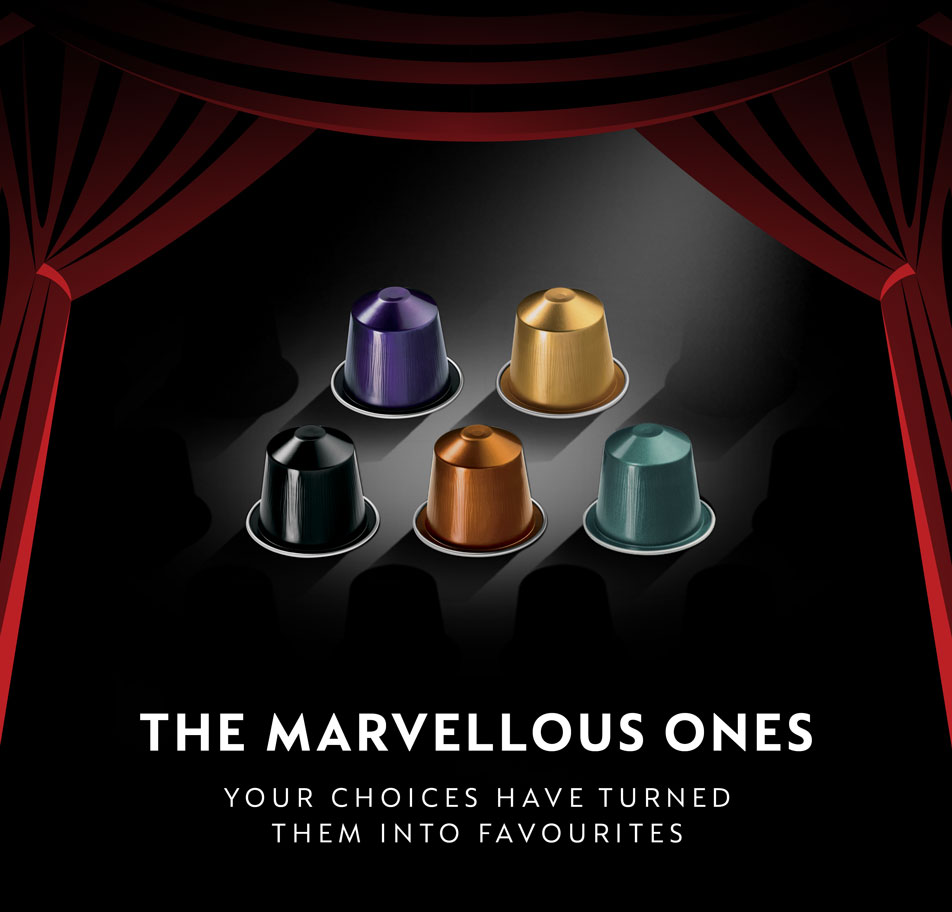 The marvellous ones