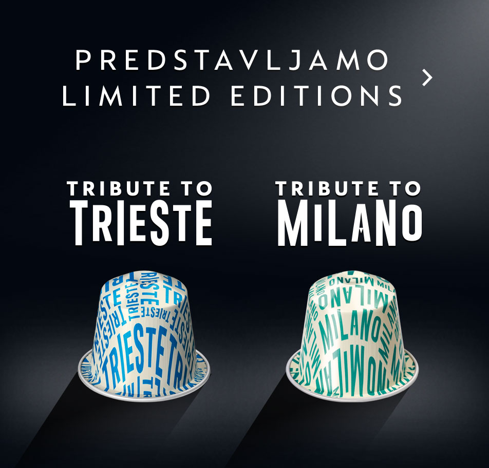Predstavljamo limited editions
