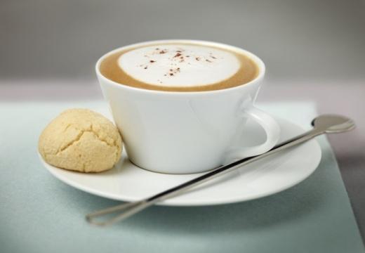 Almond Orgeat Cappuccino