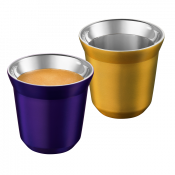 Espresso cups - PIXIE Espresso, Arpeggio & Volluto