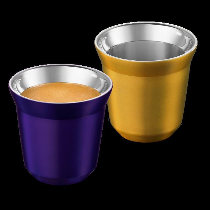 PIXIE Espresso set Arpeggio i Volluto