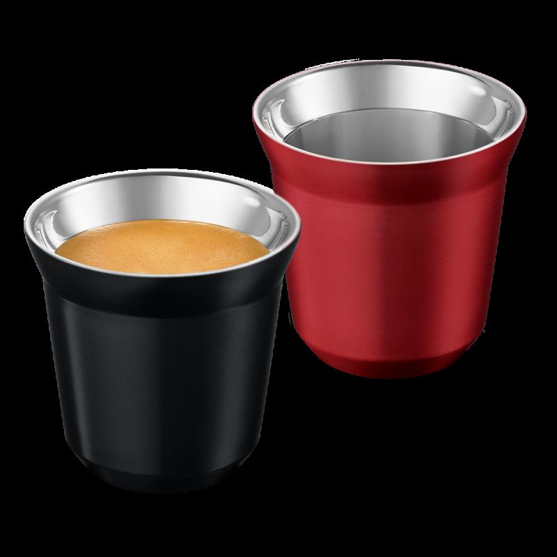 PIXIE Espresso set Ristretto i Decaf