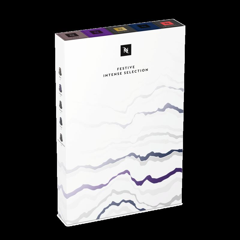 Festive Intense Selection - Pakovanje 50 kapsula