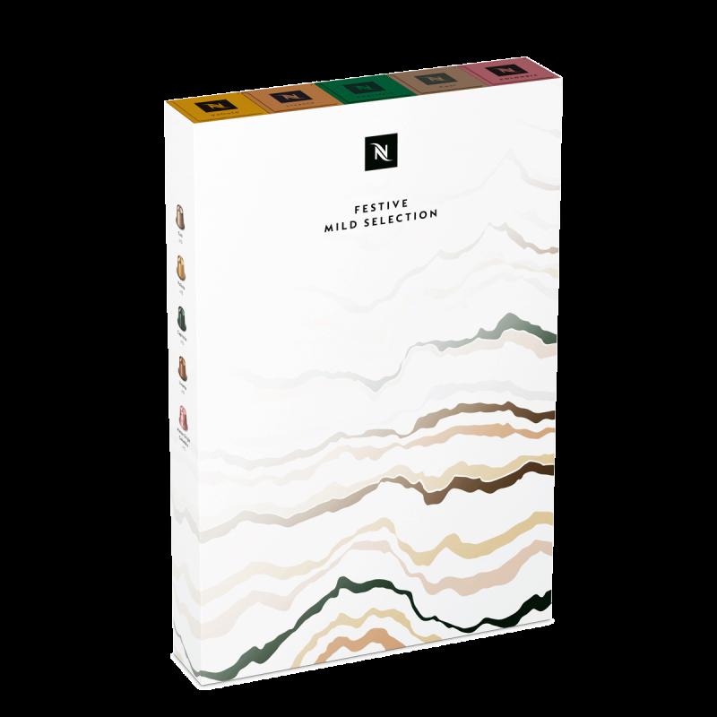 Festive Mild Selection - Pakovanje 50 kapsula
