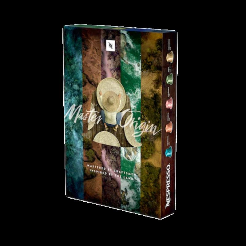 Master Origins Wrap - Pakovanje 50 kapsula